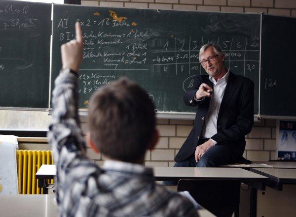 Profesores mestres educación galicia enseñanza